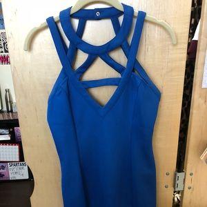 Tobi strappy dress